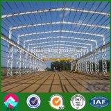 Edificio de acero prefabricado para el almacén de la fábrica (XGZ-A020)