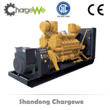 vente chaude diesel silencieuse de groupe électrogène 600kw-1000kw effectuée en Chine