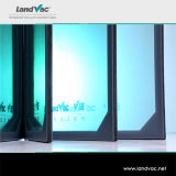 Landvac en ultramar después del vidrio compuesto aislado del vacío del servicio de venta para la pared de cortina