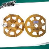 Плита металла/смолаы меля для гранита и мрамора (SGG-PU)