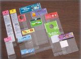 Sacchetto di plastica dell'imballaggio di stampa dell'intestazione di OPP (MD-OP-01)