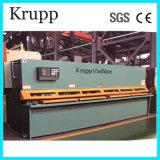 Ghigliottina idraulica di CNC, macchina di taglio idraulica della lamiera sottile