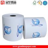 Rodillo impreso termal del papel del recibo de la máquina de la atmósfera ISO9001