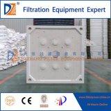 Plaque de filtre à chambre en polypropylène renforcé Dazhang