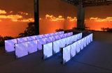 Prix de publicité de courbe d'écran de l'Afficheur LED Lm3.91 grand
