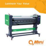 Mefu 상표 공급 Mf850-B2는 찬 평상형 트레일러 Laminator를 열 지원한다
