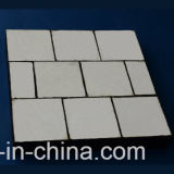 Alumina abrasivo Ceramic Rubber Plate Manufacturer per Market austriaco