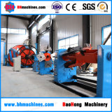 Heißes verkaufengalvano galvanisiertes Draht-Tiefbaukabel, das Maschine legt