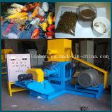 Tipo seco flotante mascotas Tilapia pellet feed Máquina