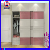 Garde-robe chaude de porte coulissante de vente (ZH051)
