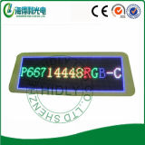 P7.62 Car Parking LED Display Screen Sign, LED Moving Sign met Stand (P7629616RO)
