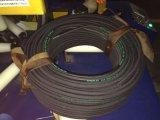Lisser/le boyau hydraulique à haute pression en caoutchouc industrie de surface de tissu