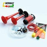 Ww-8715, de Kleurrijke Hoorn van het Alarm van de Motor van het Deel van de Motorfiets voor Alle Modellen