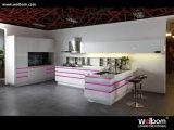 2016년 Welbom 공장 이탈리아 디자인 부엌 가구
