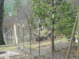 Сверхмощная загородка оленей периметра