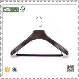 De houten Hanger van de Broek van de Hanger van het Jasje van de Hanger van de Winkel van het Merk van de Manier