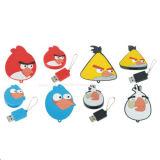 El mecanismo impulsor del flash del USB del pájaro con crea para requisitos particulares