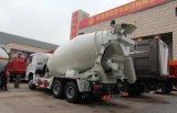 HOWO 8*4 12/14m3 Concrete Mixer Truck