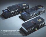 De hand en Automatische Schakelaar van de Overdracht met LCD Controlemechanisme (YMQ1-225/4P-D1)