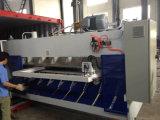 金属板機械、せん断機械を切るQC11yのギロチン