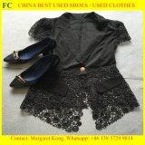아프리카 시장 (FCD-002)를 위한 Silk Dress Summer Wholesale에 의하여 가마니 숙녀 사용되는 의류