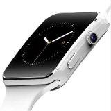 Montre intelligente de Pedometer de Bluetooth sur la montre-bracelet de rappel de message d'appel de cadran de poignet pour l'androïde