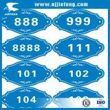Het concurrerende Overdrukplaatje van de Sticker van het Lichaam van de Motorfiets van de Auto van de Prijs