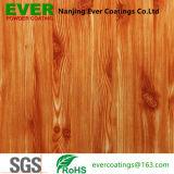 Traspaso térmico de madera de la sublimación de la capa del polvo de la textura para los productos de metal