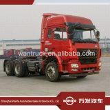 Sinotruk Hohan 6X4 340HPのトラクターのトラック