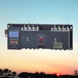 Interruttore automatico manuale di trasferimento di potere doppio intelligente dei CB (YMQ1-100/4P-D1)