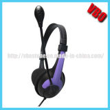 Low variopinto Price Computer Headphone con Microphone