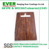 De houten Overdracht van de Hitte van de Sublimatie van de Deklaag van het Poeder van de Textuur voor de Producten van het Metaal