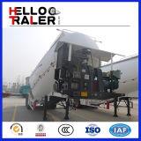China maakte 60 Ton Ladend de BulkTank van het Voer Semi Aanhangwagen