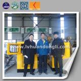 groupe électrogène du biogaz 10-50kw pour la ferme avec l'OIN de la CE