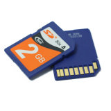 PDA Printer Scanner GPS Camera Flash Memory Card 2g Memory Card를 위한 팀 2GB SD