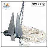 高い保持力のステンレス鋼または鋼鉄Danforthのアンカー