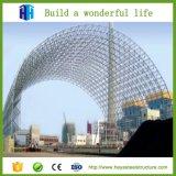 Projeto e comportamento agriculturais da construção de aço da estufa da construção rápida
