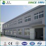 Modulares Haus-Stahlrahmen-vorfabriziertes Gebäude