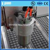 Preiswerter Preis-Specht-hölzerne Acrylplastik-CNC-Fräser-Aluminiummaschine