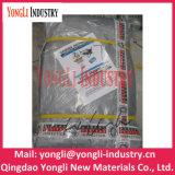 PE Tarpaulin, material de tendão, capa de plástico ao ar livre à prova de água, Blue Poly Tarp, tecido HDPE