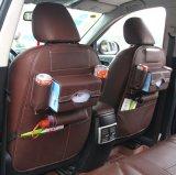 Мешки хранения устроителя заднего сиденья автомобиля PU кожаный