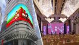 Visualizzazione di LED di angolo di vista di buon di prezzi di colore completo di P8s grande progetto impermeabile esterno di governo