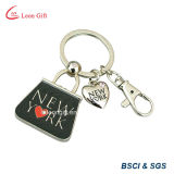 Aspen Cheap Zinc Alloy Split Mens Key Rings