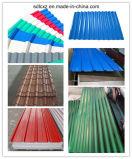 Feuille de toiture galvanisée par PPGI de tôle d'acier (0.13---1.3mm)