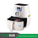 Mini machine St-1520 de presse de la chaleur de sublimation du vide 3D de Freesub