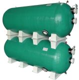 Horizontales Bobbin Wound Sand Filter für Swimming Pool (HL Series)