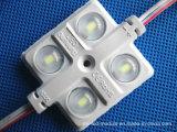 projeto novo Samsung da lente 120degree 5730 módulos do diodo emissor de luz para sinais