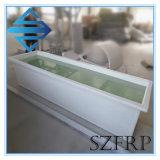 Criação de animais dos peixes da fibra de vidro de China/estoque/tanques 3048*915*610 do cultivo