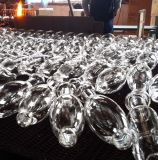 bulbo de cristal de 1000W 1500W 1800W