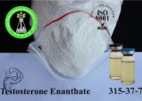 Testosterona esteróide Enanthate do pó da hormona para o edifício do músculo